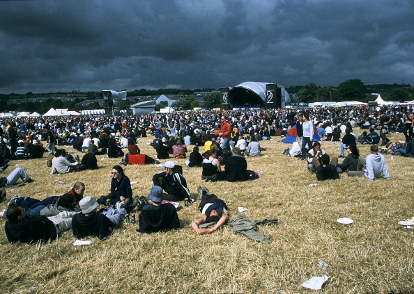 General View「Glastonbury Festival 2000」:写真・画像(8)[壁紙.com]