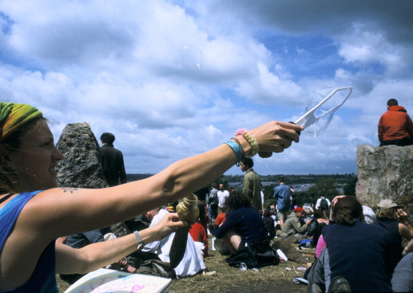 General View「Glastonbury Festival 2000」:写真・画像(7)[壁紙.com]