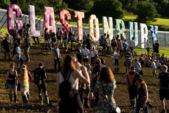 Glastonbury - England「Glastonbury Festival 2016 - Preparation」:写真・画像(14)[壁紙.com]