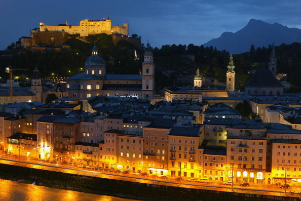 Hohensalzburg Fortress「Salzburg Music Festival - Opening Night」:写真・画像(17)[壁紙.com]