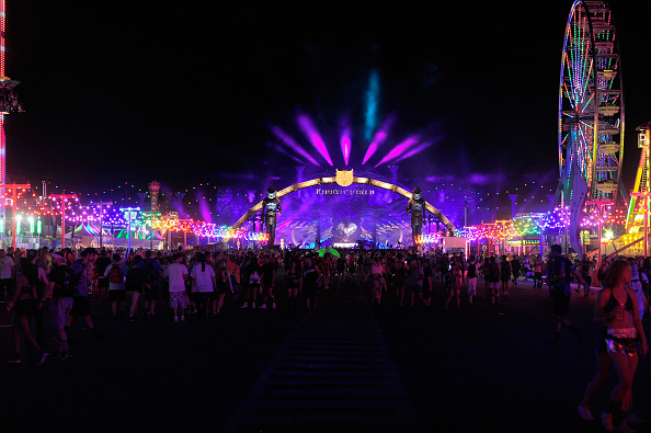 EDC「21st Annual Electric Daisy Carnival - Day 3」:写真・画像(15)[壁紙.com]