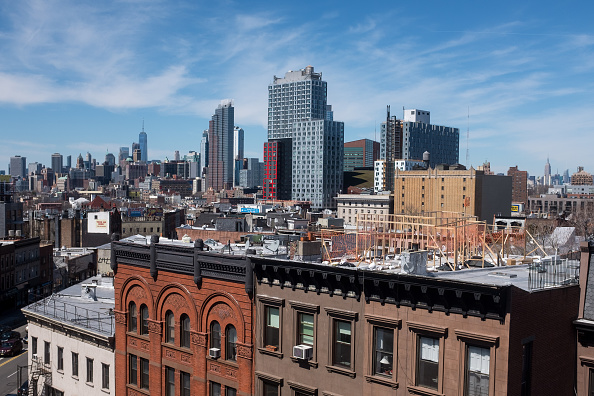 Construction Industry「View Of Brooklyn」:写真・画像(19)[壁紙.com]