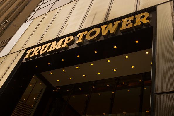 屋外「Trump Tower Entrance」:写真・画像(19)[壁紙.com]