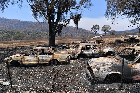 Weather「NSW On Severe Bushfire Alert As Weather Conditions Worsen」:写真・画像(5)[壁紙.com]