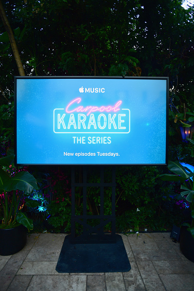 Emma McIntyre「Apple Music Launch Party Carpool Karaoke: The Series With James Corden」:写真・画像(9)[壁紙.com]