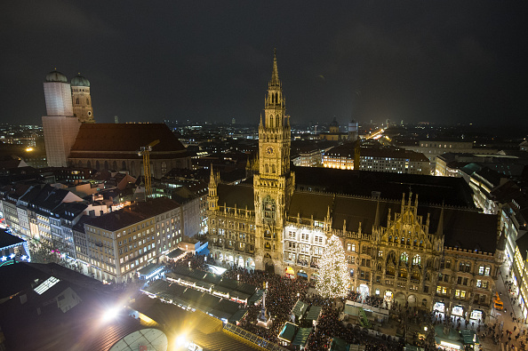 Munich「Christmas Markets Open Across Germany」:写真・画像(18)[壁紙.com]