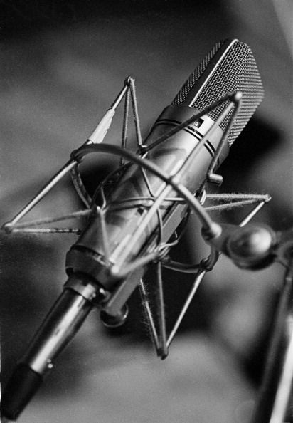Microphone「Studio Microphone」:写真・画像(6)[壁紙.com]
