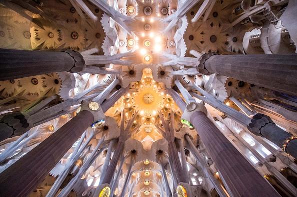 アントニ・ガウディ「Sagrada Familia Enters Final Construction Phase」:写真・画像(5)[壁紙.com]