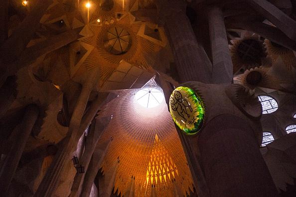 Sagrada Familia - Barcelona「Sagrada Familia Enters Final Construction Phase」:写真・画像(18)[壁紙.com]