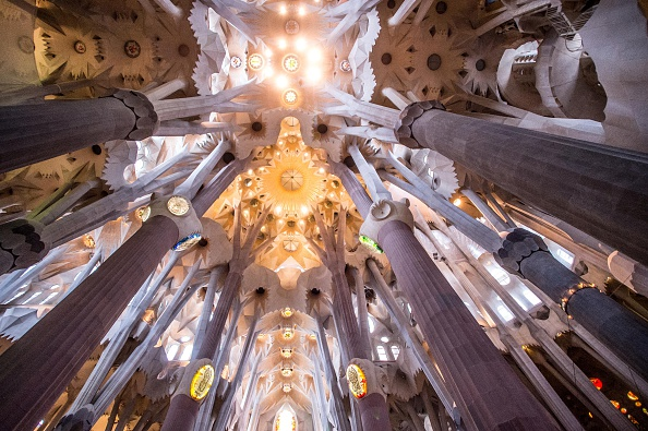 Sagrada Familia - Barcelona「Sagrada Familia Enters Final Construction Phase」:写真・画像(11)[壁紙.com]