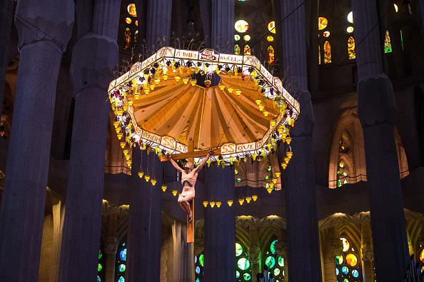 Sagrada Familia - Barcelona「Sagrada Familia Enters Final Construction Phase」:写真・画像(12)[壁紙.com]