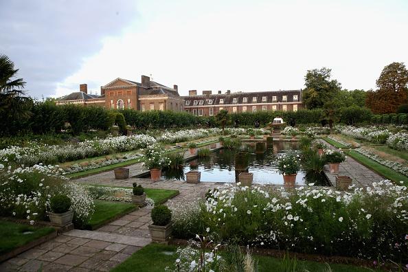 Kensington Palace「Diana Memorial Garden At Kensington Palace」:写真・画像(5)[壁紙.com]