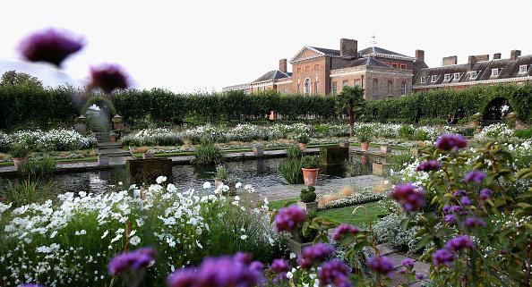 Kensington Palace「Diana Memorial Garden At Kensington Palace」:写真・画像(9)[壁紙.com]