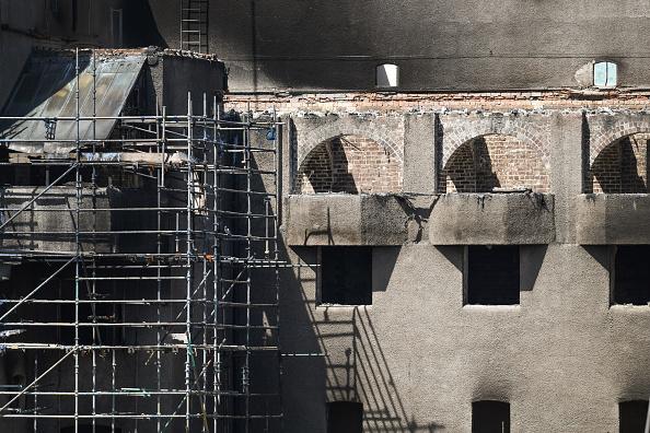 アート「General Views Of The Burnt Out Remains Of The Glasgow Art School」:写真・画像(18)[壁紙.com]