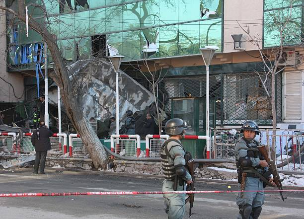 Bomb Kills Guard At Kabul Shopping Center:ニュース(壁紙.com)