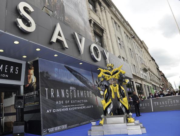 "Transformers - Age of Extinction「Irish Premiere Of ""Transformers 4: Age Of Extinction""」:写真・画像(9)[壁紙.com]"