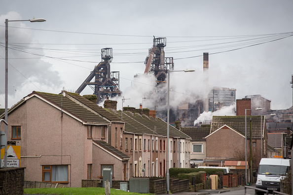 Finance and Economy「Tata Steel Expected To Cut A Thousand Jobs In Wales」:写真・画像(1)[壁紙.com]