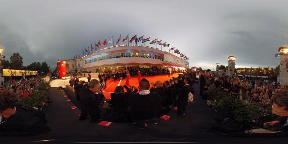 Film festival「Suspiria Red Carpet Arrivals - 75th Venice Film Festival」:写真・画像(16)[壁紙.com]