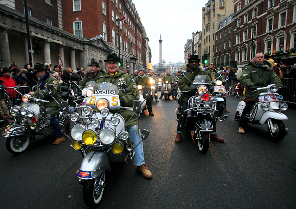 General View「Annual New Year's Day Parade Through London」:写真・画像(11)[壁紙.com]