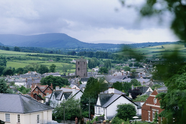 Town「Brecon Town」:写真・画像(8)[壁紙.com]
