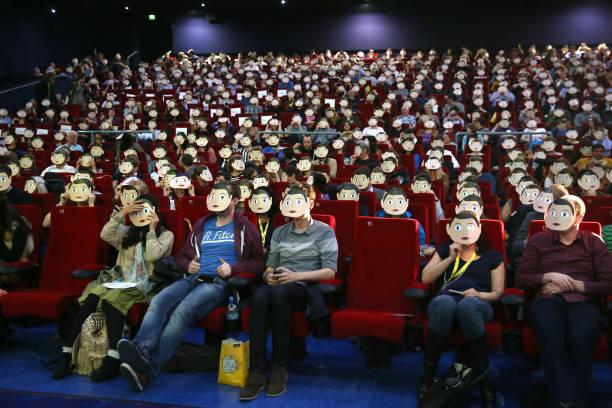 'Frank' Screening - Sundance London Film And Music Festival 2014:ニュース(壁紙.com)
