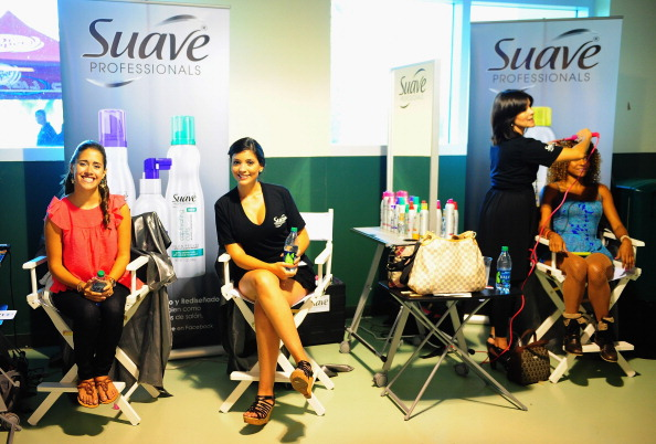 Suave「Suave Professionals se Une a Blanca Soto para los Premios Juventud」:写真・画像(12)[壁紙.com]