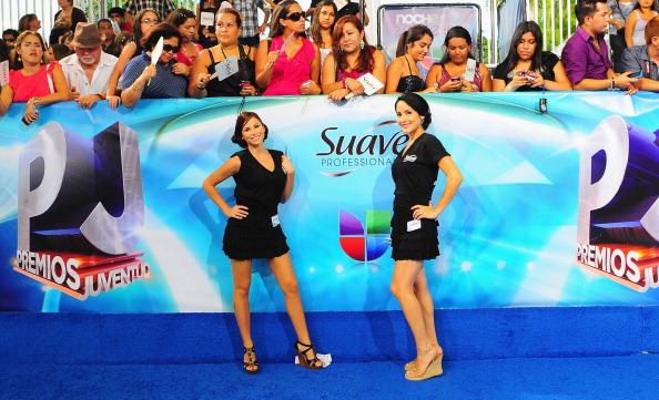 Suave「Suave Professionals se Une a Blanca Soto para los Premios Juventud」:写真・画像(0)[壁紙.com]
