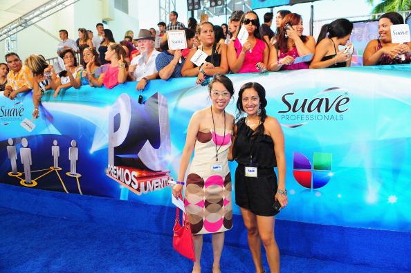 Suave「Suave Professionals se Une a Blanca Soto para los Premios Juventud」:写真・画像(10)[壁紙.com]