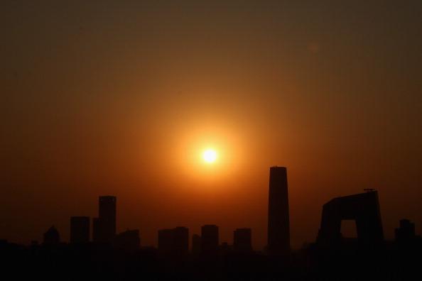 Downtown District「Beijing's Skyline」:写真・画像(12)[壁紙.com]