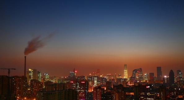 Urban Skyline「Beijing's Skyline」:写真・画像(17)[壁紙.com]