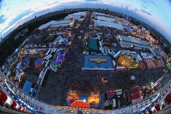General View「Oktoberfest 2014 - Opening Day」:写真・画像(18)[壁紙.com]