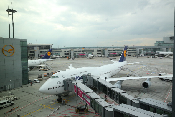 Lufthansa「Rhein Main Airport Frankfurt - General View」:写真・画像(6)[壁紙.com]