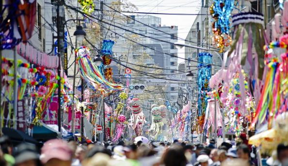 Traditional Clothing「Tanabata Celebrated Across Japan」:写真・画像(17)[壁紙.com]