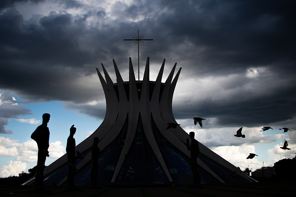 Brasilia「Celebration of the Missa de Ramos (Palm Sunday Mass) in Brazil」:写真・画像(17)[壁紙.com]