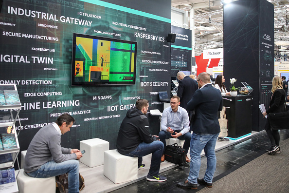 Internet of Things「Kaspersky Lab At Hannover Messe 2019」:写真・画像(10)[壁紙.com]