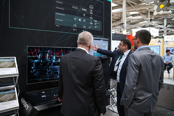Internet of Things「Kaspersky Lab At Hannover Messe 2019」:写真・画像(6)[壁紙.com]