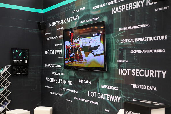 Internet of Things「Kaspersky Lab At Hannover Messe 2019」:写真・画像(8)[壁紙.com]