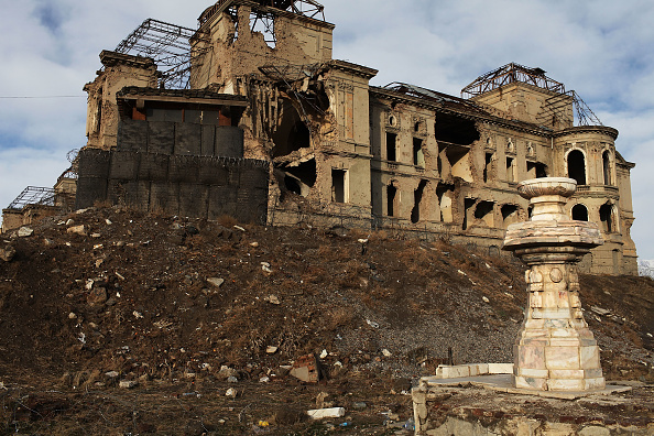Kabul「Despite International Focus Kabul Still Plagued By Unemployment And Decay」:写真・画像(3)[壁紙.com]