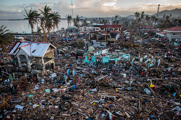 The Tempest「Humanitarian Efforts Continue Following Devastating Super Typhoon」:写真・画像(18)[壁紙.com]