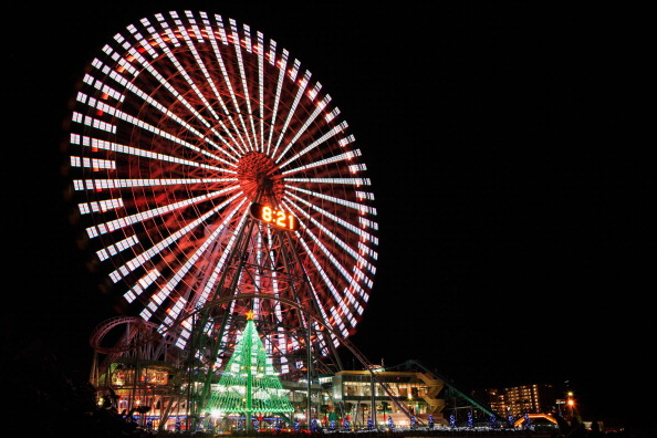 Yokohama「Japan Lights Up For Christmas」:写真・画像(12)[壁紙.com]