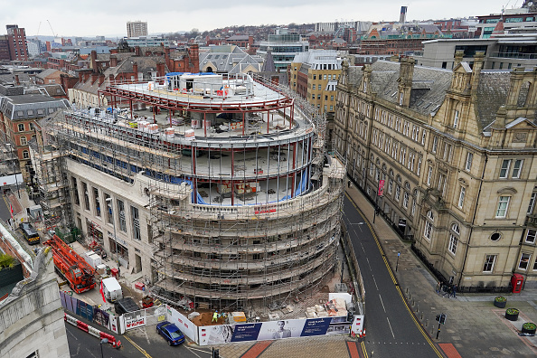 West Yorkshire「Channel 4 To Move HQ To Leeds」:写真・画像(4)[壁紙.com]