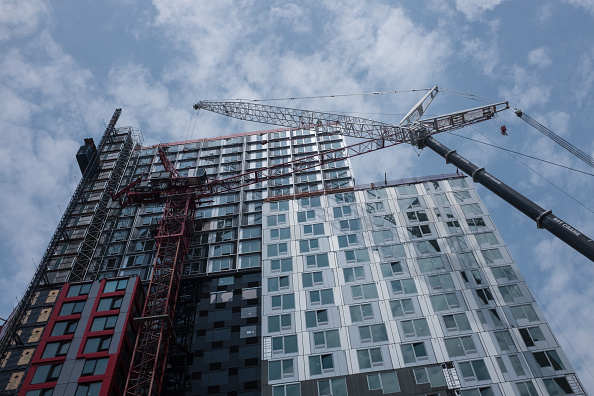Construction Site「Construction Boom」:写真・画像(11)[壁紙.com]