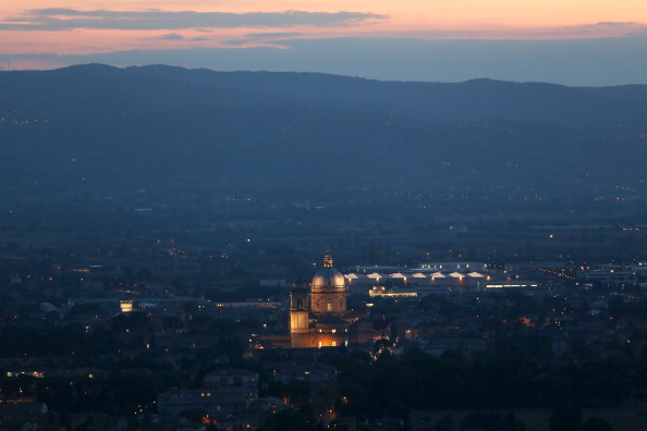 Travel Destinations「Preparation In Assisi Before Pope Francis' Visit」:写真・画像(12)[壁紙.com]