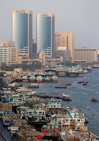 Dubai Creek「General Views of United Arab Emirates」:写真・画像(12)[壁紙.com]