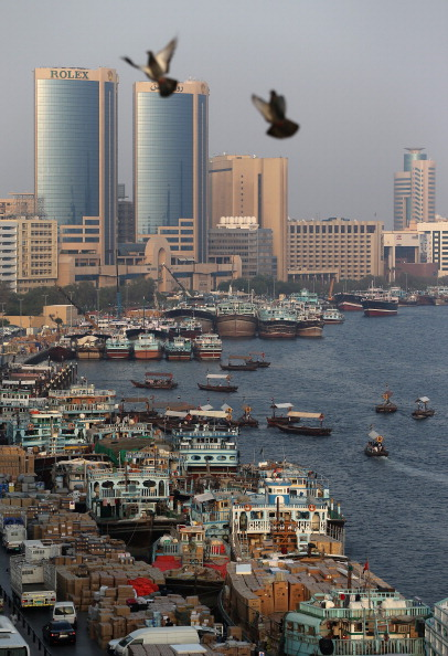 Dubai Creek「General Views of United Arab Emirates」:写真・画像(9)[壁紙.com]