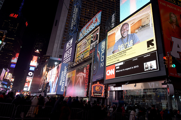Atmosphere「Times Square New Year's Eve Official Charity Partner, International Rescue Committee」:写真・画像(16)[壁紙.com]