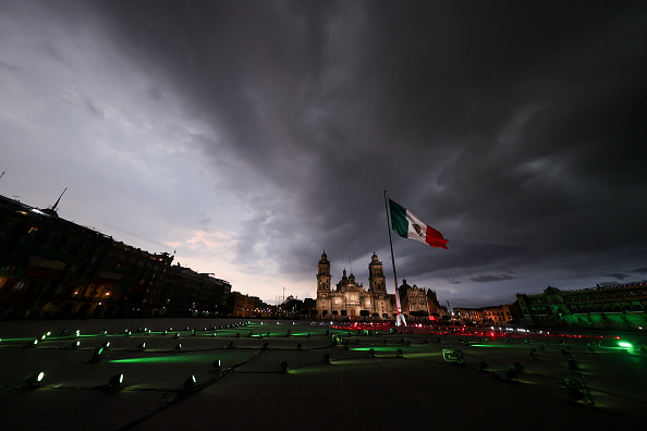 Mexico「Mexico Independence Day Celebrations Amid Coronavirus Pandemic」:写真・画像(12)[壁紙.com]