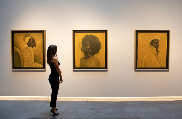 "Black History in the UK「""The Medium Is The Message"" Exhibition At Unit London」:写真・画像(17)[壁紙.com]"