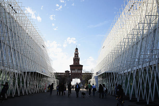 'Expo 2015' Meetings With The Pavillions Designers:ニュース(壁紙.com)
