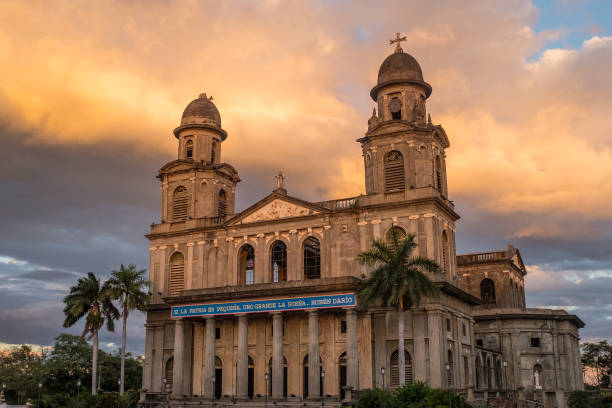 Cathedral「Old Cathedral Of Managua」:写真・画像(10)[壁紙.com]